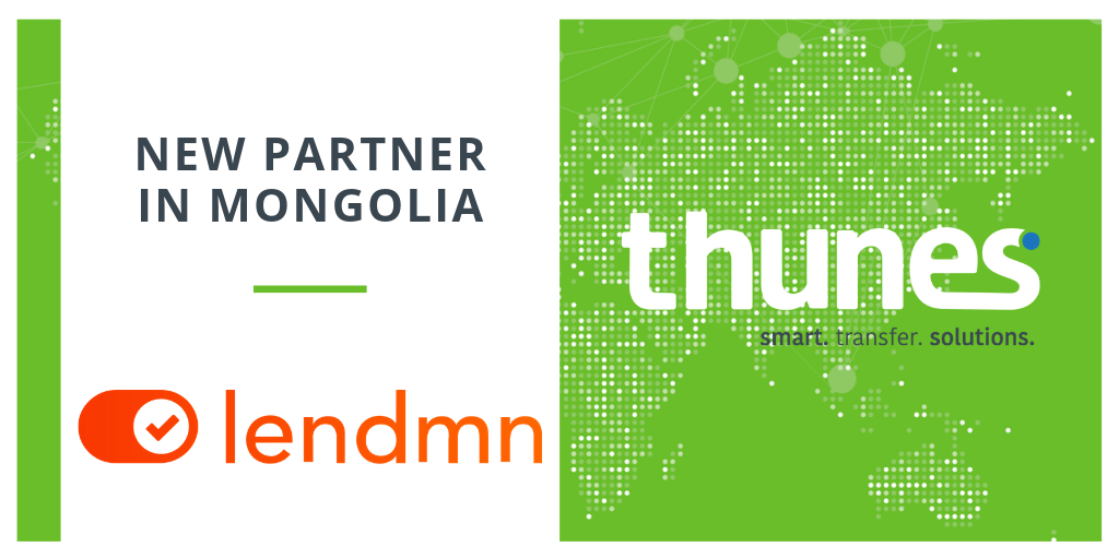 Thunes new partner in Mongolia