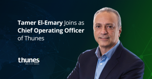 Tamer El Emary joins as Thunes chief operating officer