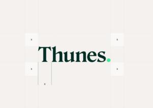 thunes new logo